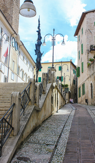 Beautiful Places: Spoleto