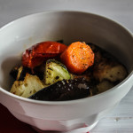 Baked Mixed Vegetables