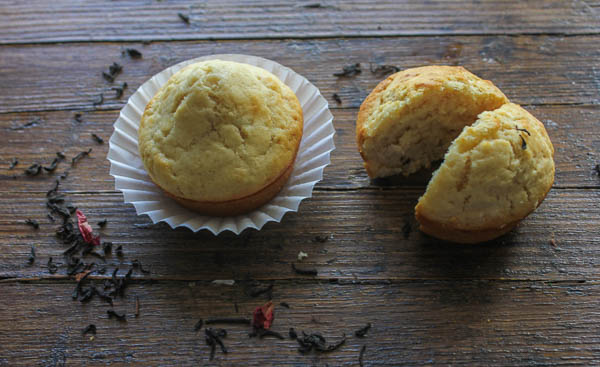 Rose tea muffins4