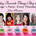 Keats-Shelley House + Thursday Favorite Things Blog Hop
