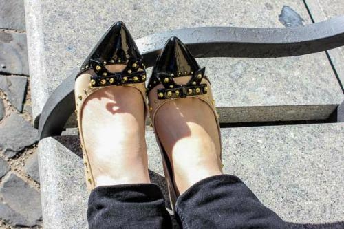 Kitty heels + fab favorites
