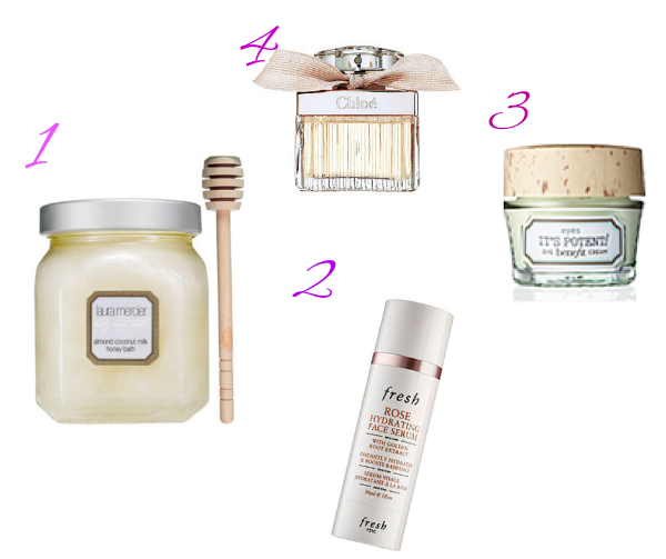 last minute beauty products for Mother's Day