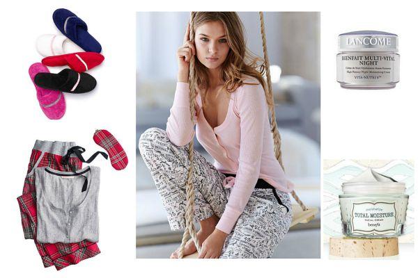 Sunday Look: Pajama Party