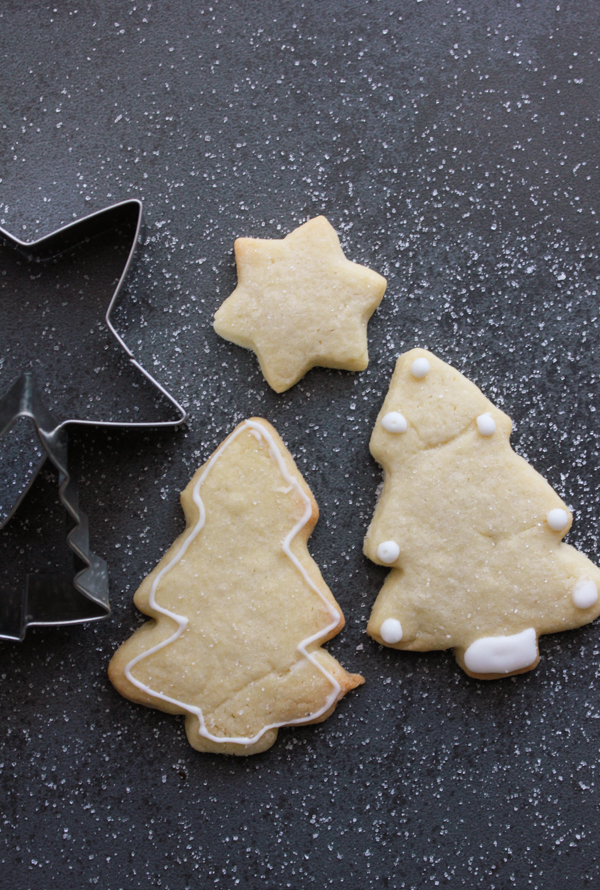 Easy Simple Sugar Cookies