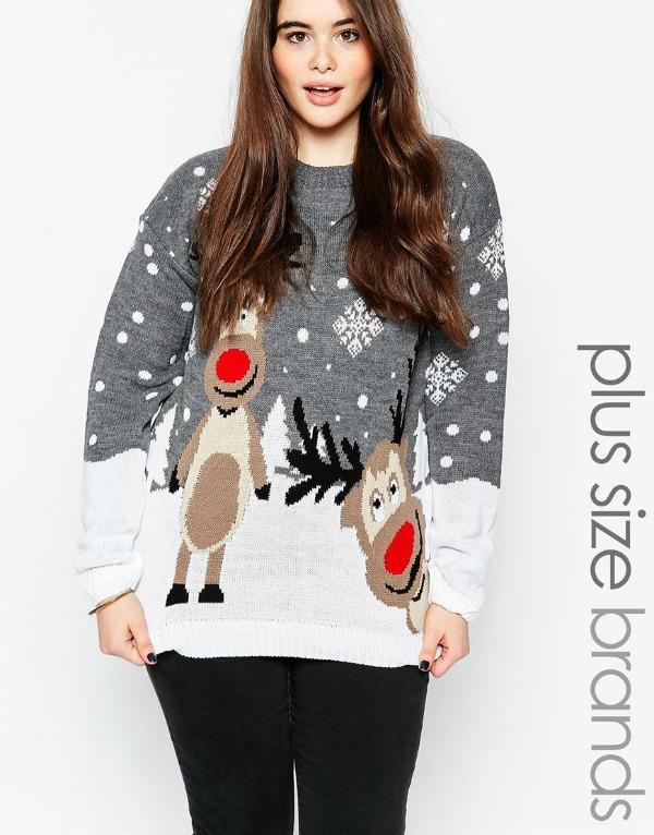 Asos' best Christmas Sweaters