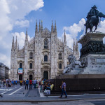 A day in Milano