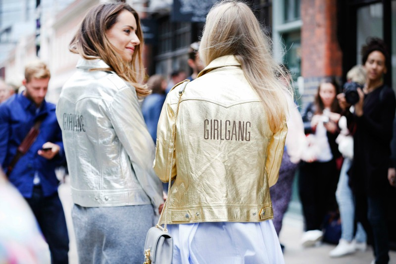 London Fashion Week's Street Style