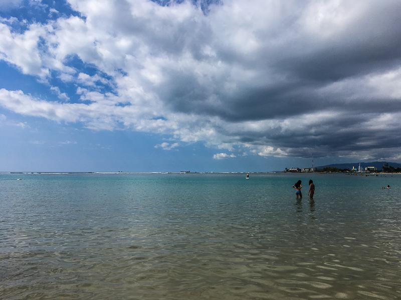 January in Honolulu