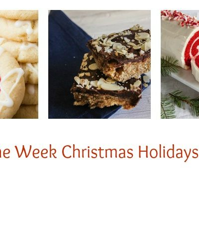 End of the week Christmas holidays Links!