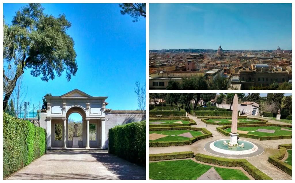 Instagram shots: Villa Medici