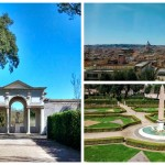 Instagram shots: Villa Medici in Rome