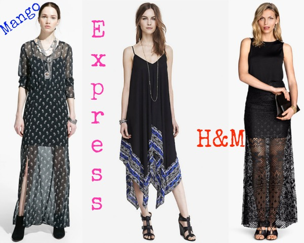 5 maxi dress to love/ Whaterikawears.com