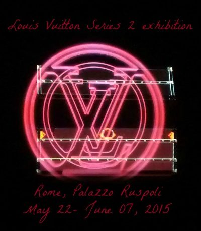 Series 2: Louis Vuitton in Rome