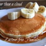 Lactose-free Pancakes