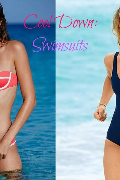 Cool down: Swimsuits