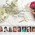 Thursday Favorite Things Blog Hop 211