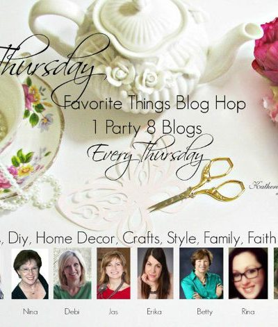 Thursday Favorite Things Blog Hop 213