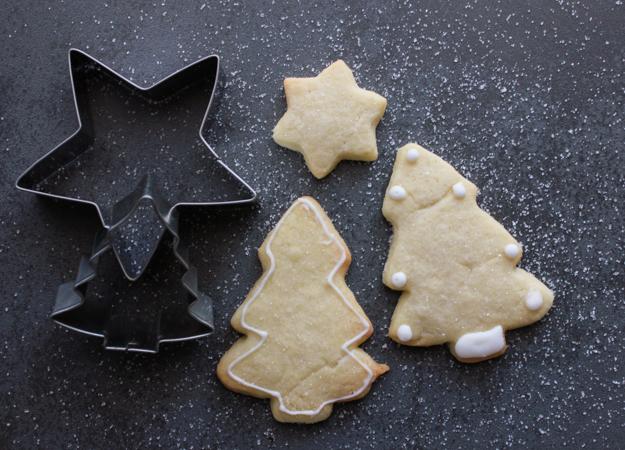 Easy Simple Sugar Cookies
