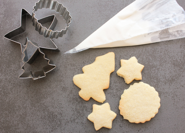 Simple Easy Sugar Cookies