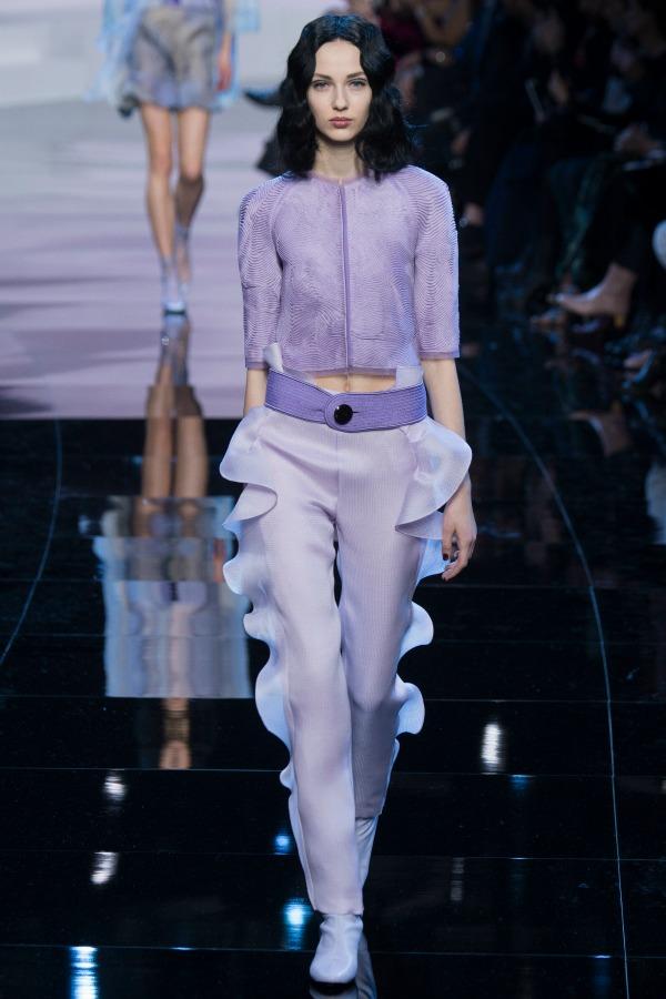 Armani Privé Couture Collection 2016