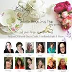 Thursday Favorite Things Blog Hop #225