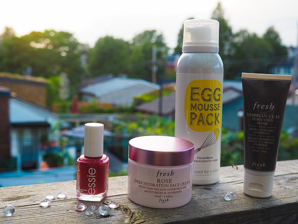 September Beauty products