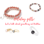 Holiday gifts: Let's talk about jewellery and BeBlue