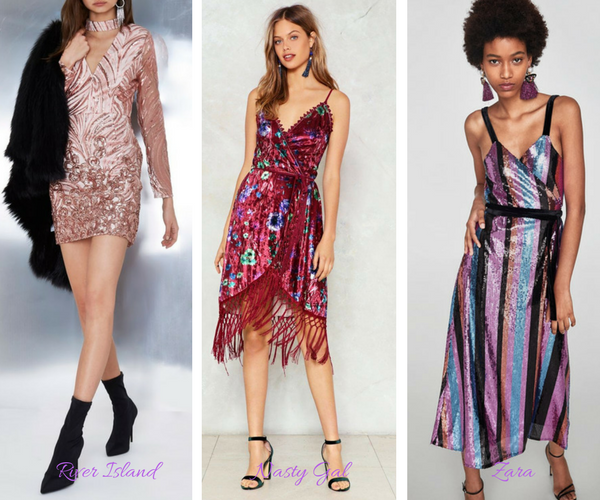 What to Wear: Holiday Dresses