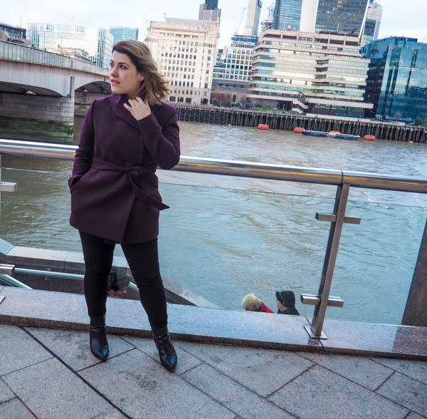 Last trip of 2017: 26 hours in London