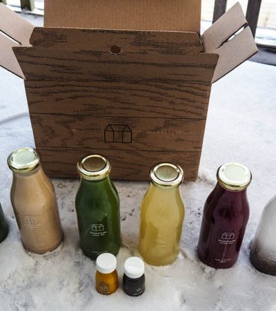 1 Day Cleanse with Greenhouse Juice