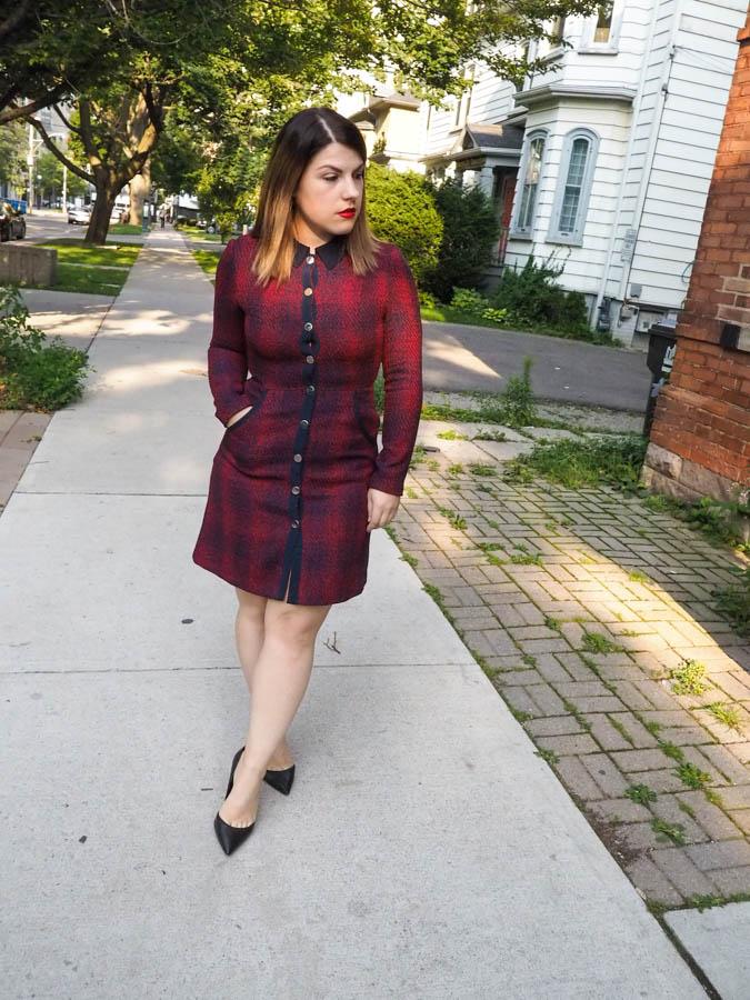 Fall in Tweed