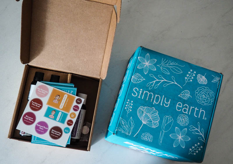Simply Earth: A natural home