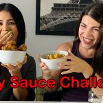 The Spicy Sauce Challenge!