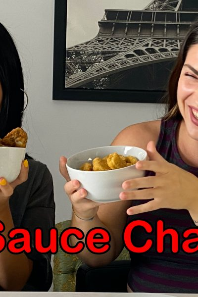 The Spicy Sauce Challenge